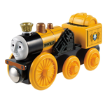 Mattel Y4485 - Thomas And Friends - Wooden Railway - Stephen