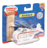 Mattel Y4077 - Thomas And Friends - Wooden Railway - Harold