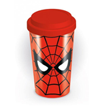 Marvel Retro - Spiderman Eyes (Tazza da Viaggio)