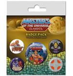 Masters Of The Universe - I Have The Power (Pin Badge Pack)