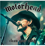 Vinile Motorhead - Clean Your Clock (Coloured) (2 Lp)