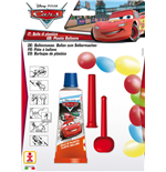 Dulcop Bubble World - Bolle Di Plastica - Cars - Blister 1 Tubo 30 Gr