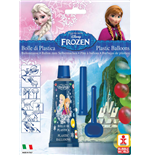 Dulcop Bubble World - Bolle Di Plastica - Frozen - Blister 1 Tubo 30 Gr