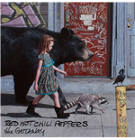 Vinile Red Hot Chili Peppers - The Getaway