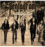 Vinile Pentagram - First Daze Here Too (2 Lp)