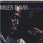 Vinile Miles Davis - Kind Of Blue   Mono Edition Blue Vinyl