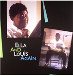 Vinile Ella Fitzgerald And Louis Armstrong - Again (2 Lp)