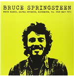 Vinile Bruce Springsteen - Wgoe Radio, Alpha Studios, Richmond, Va,