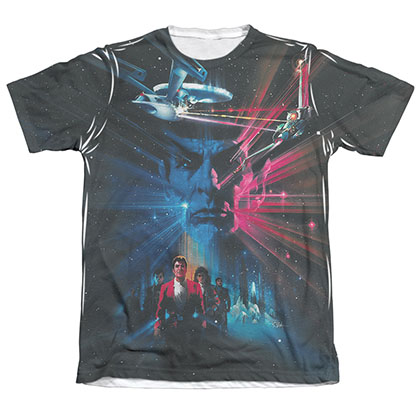 T-shirt Star Trek da uomo