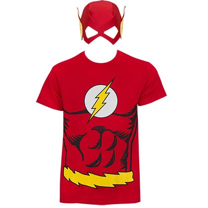 T-shirt Costume Flash