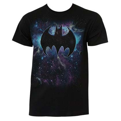 T-shirt Batman Galaxy Logo