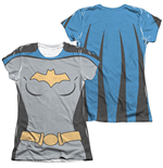 T-shirt Batman da donna Batgirl Costume