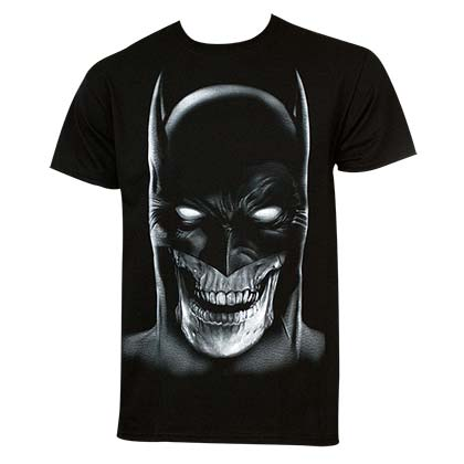 T-shirt Batman da uomo
