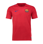 T-shirt Barcellona 2016-2017 (Rosso)