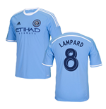 Maglia New York City 2016-2017 Home (Lampard 8)