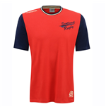 T-shirt Scozia rugby 2016-2017 (Rosso)