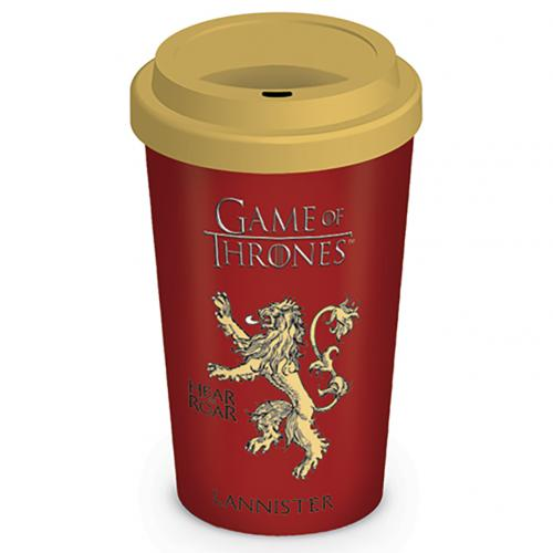 Tazza da viaggio Il trono di Spade (Game of Thrones) Lannister