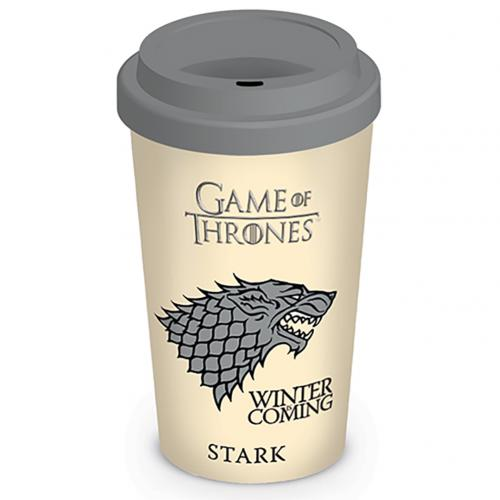 Tazza da viaggio Il trono di Spade (Game of Thrones) Stark