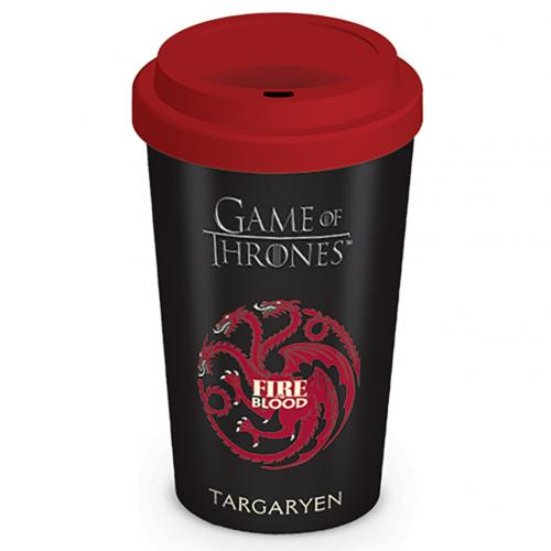 Tazza da viaggio Il trono di Spade (Game of Thrones) Targaryen