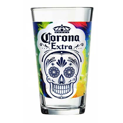 Bicchiere Corona Day Of The Dead