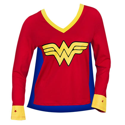 T-shirt Wonder Woman da donna