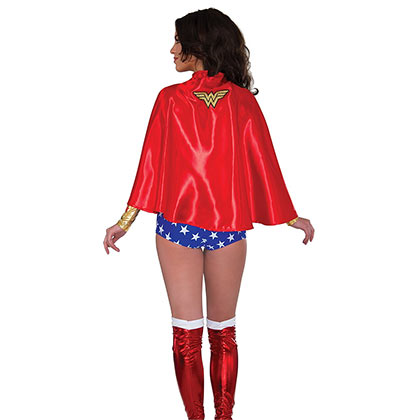 Mantello Wonder Woman