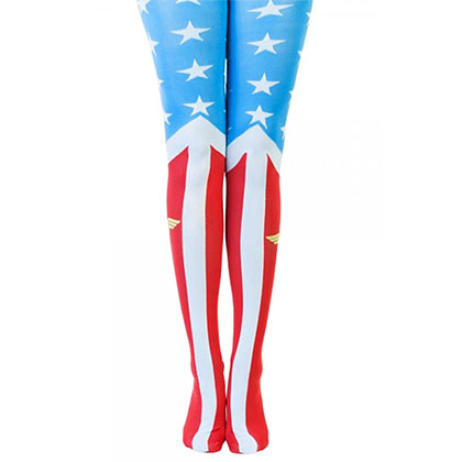 Pantaloni Wonder Woman