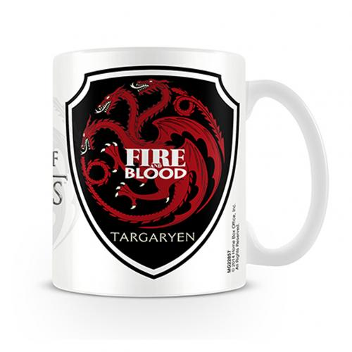 Tazza Il trono di Spade (Game of Thrones) Targaryen