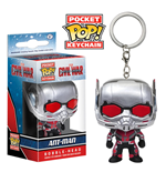 Funko - Pocket Pop! - Captain America 3 - Ant Man (Portachiavi)
