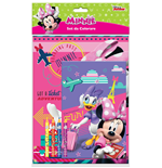 Minnie - Set Da Colorare