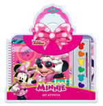 Minnie - Set Attivita' Acquerelli