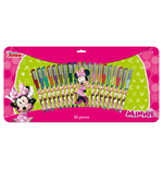 Minnie - Penne Gel 20 Pz