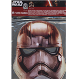 Star Wars - The Force Awakens - 6 Maschere