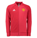 Giacca Manchester United 2016-2017 (Rosso)