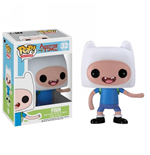 Funko - Pop! Television - Adventure Time - Finn (Vinyl Figure)