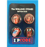 Rolling Stones (The) - Zc15 (Badge Pack)