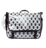 Star Wars - Storm Trooper With Allover Print Black (Borsa A Tracolla)