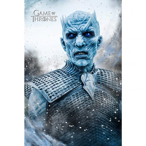 Poster Il trono di Spade (Game of Thrones) Night King