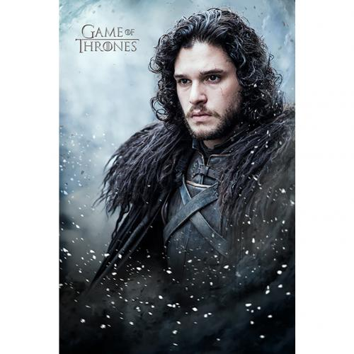 Poster Il trono di Spade (Game of Thrones) Jon Snow 223