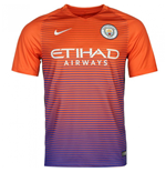 Maglia Manchester City 2016-2017 Third