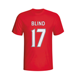 T-shirt Manchester United (Rosso)