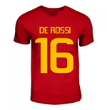 T-shirt Roma (Rosso)