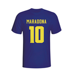 T-shirt Boca Juniors Diego Maradona Hero