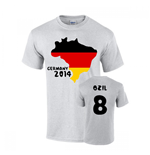 T-shirt Germania calcio