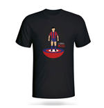 T-shirt Barcellona (Nero)