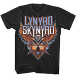 T-shirt Lynyrd Skynyrd Crossed Guitars