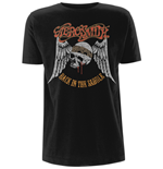 T-shirt Aerosmith In The Saddle