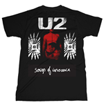 T-shirt U2 Songs Of Innocence