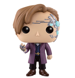 Statuetta Doctor Who POP! 11th Doctor (Mr. Clever) 9 cm