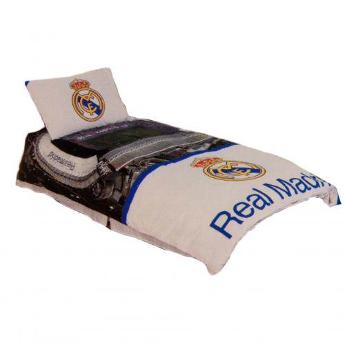 Parure letto singolo Real Madrid